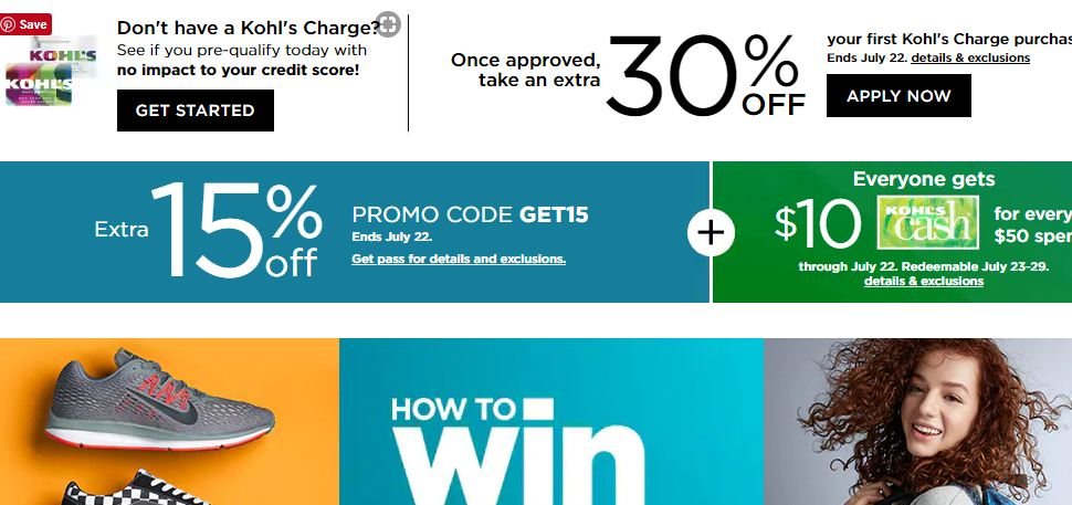 Kohls Mystery Coupon Code Generator